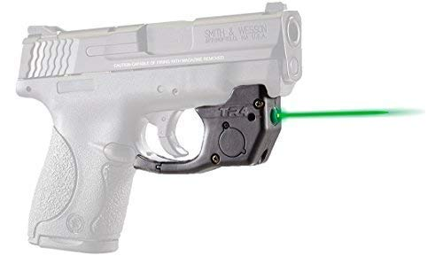 ArmaLaser TR4G Designed to fit Smith & Wesson S&W Shield Super-Bright Green Laser with Grip Activation