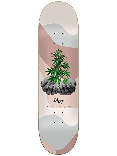 Jarts Let it be 20,3 x 80,3 cm LC Jart Deck Skateboard, Erwachsene, Unisex, Mehrfarbig (Mehrfarbig), 20,3 cm