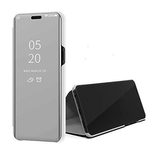 Samsung Galaxy S7 Edge Espejo Ultra Slim Ligero Flip Funda 360 Protección...