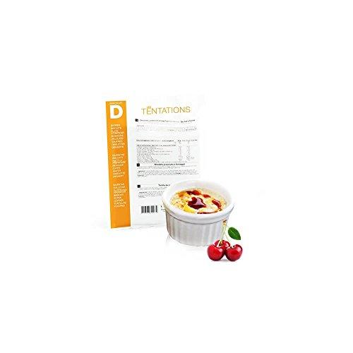 Minceur D - Clafoutis alle ciliegie Iperproteico - Bustina...