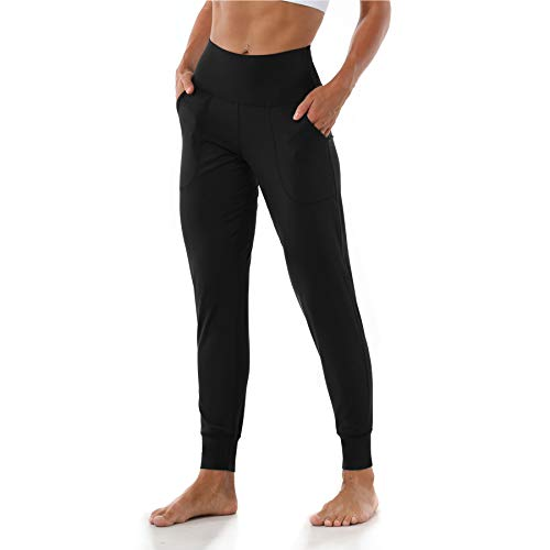 Mesily Women's Joggers Sweatpant with Pockets