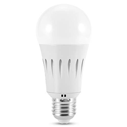 Wi-Fi-gloeilamp, Wi-Fi-lamp, ontwerp voor draadloze wifi-bediening, 16 miljoen kleuren zijn beschikbaar, stevig en voor huistelefoon(E27)