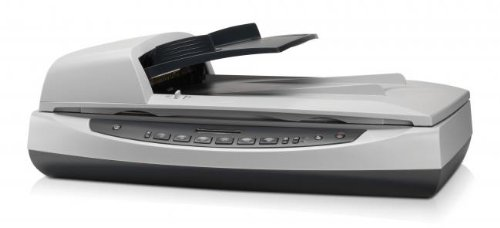 HP Scanjet 8270 Document Flatbed Scanner (Silver/Black)