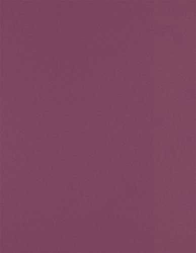 """LUXPaper 8.5"""" x 11"""" Cardstock for Crafts and Cards in 100 lb. Vintage Plum, Scrapbook Supplies, 50 Pack (Purple)"""