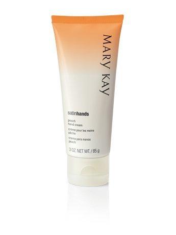 Mary Kay Peach Hand Cream - 3 Oz