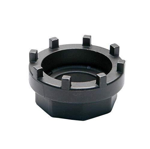 Park Tool BBT-18 8-Notch Bottom Bracket Tool for Shimano Octalink, ISIS Drive, Bosch Gen 3 and 4