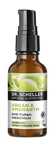 Dr. Scheller Arganöl & Amaranth Anti Falten Gesichtsöl, 30 ml