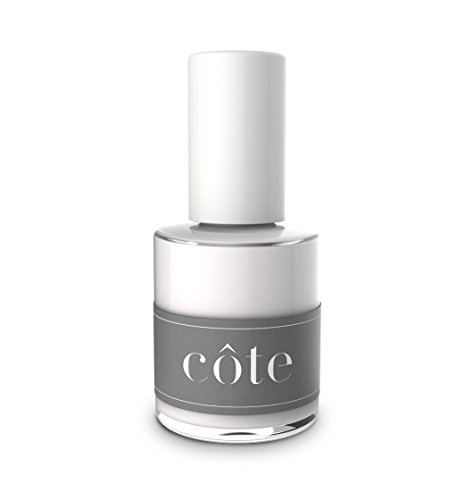Cote Toxin Free Nail Polish (No. 2 Pure White)