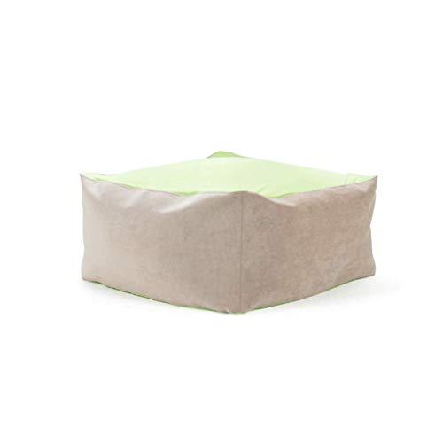 Zachte luie bank moderne minimalistische stoel Mini-slaapkamerbank Leuke kleine zitzak Verplaatsbaar
