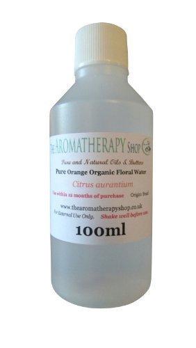 Organique Fleur D'oranger Eau Florale 100ml