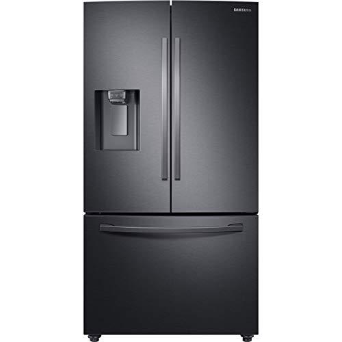 Samsung 539 Litre American Fridge Freezer - Black