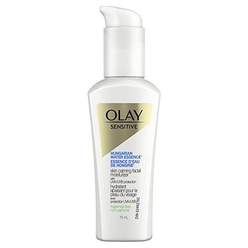 Olay Calming Face Moisturizer, Sensitive with Sunscreen, SPF 15, Fragrance-Free, 2.5 Fl Oz