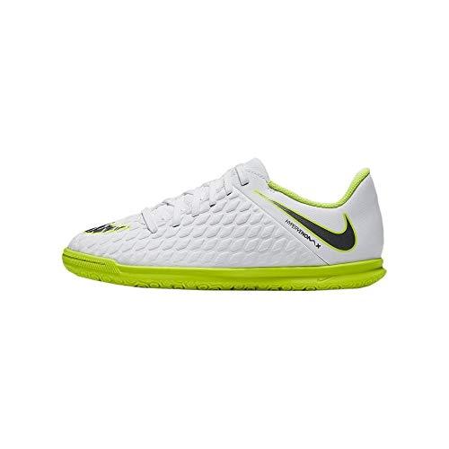Nike Hypervenom Phantom X 3 Club IC JR AJ3789, Scarpe da Calcio Unisex-Bambini, Multicolore (Indigo 001), 32 EU