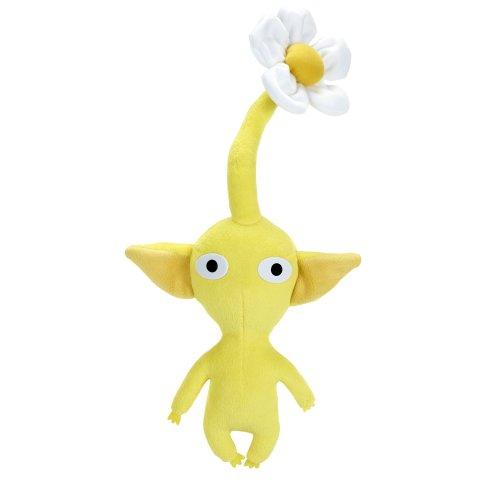 NINTENDO World of Nintendo Plush, Yellow Pikmin
