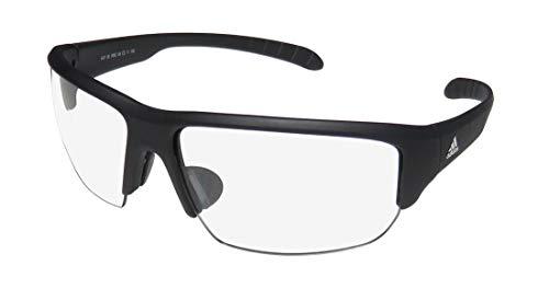 adidas Eyewear – Kumacross Halfrim/, Color Black Matt