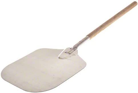 Top 10 Best kitchen supply 14-inch x 16-inch aluminum pizza peel with wood handle Reviews