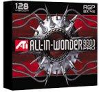 ATI Radeon(TM) All-In-Wonder 9600 Pro 128MB AGP Video Card (100714003)