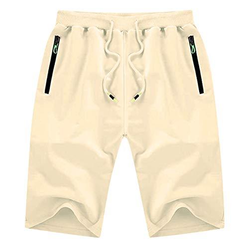WYBD Shorts Cargo Homme Tendance 2021,Bermuda Casual Homme Pas Cher Pantalon Jogging Pantacourt Short Court Imprimé Sport Pantalon Survetement Short Chino Running avec Poche Grande Taille Boardshort