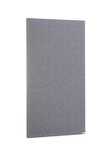 Panel ac/ústico fonoassorbente color negro 64x64