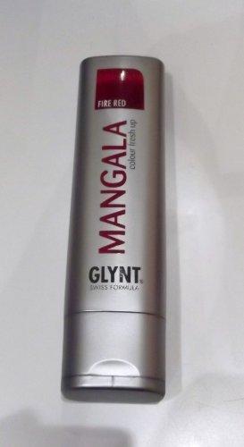 Glynt - Farb-Haarkuren / Mangala FIRE RED Fresh up - 200ml