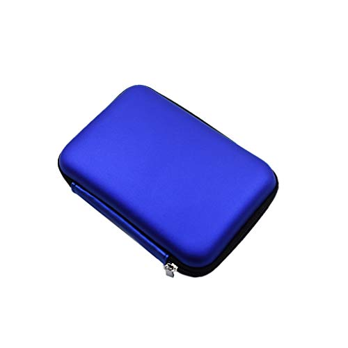 Ogquaton Durable Power Bank Protector Case Bolsa de Almacenamiento de Cables de...