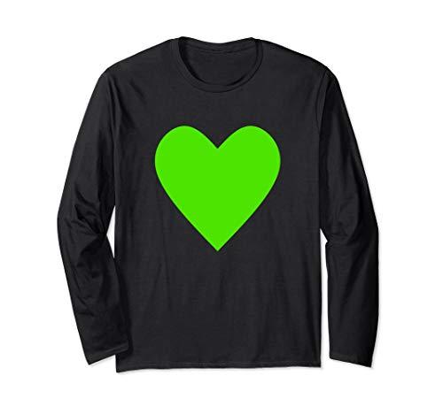 Green Screen Design Chromakey Foto Videoeffekt Langarmshirt