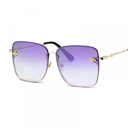 FRGH Gafas De Sol Unisex De Moda para Mujer Gafas De Sol Gafas para Mujer Gafas para Mujer
