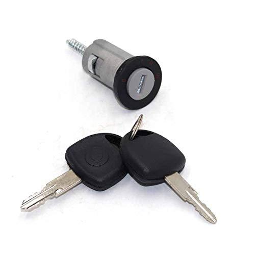 ProPlip Schloss + Türzylinder vorne Links Ford Astra F G Corsa B C Meriva Tigra Zafira Omega 90167295 0913618 + Schlüssel