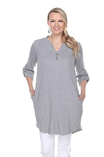 Neon Buddha Women's Herrera Dress, Sporty Grey, Extra Large