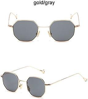 Amazon.es: gafas de sol hexagonales - Mujer: Ropa