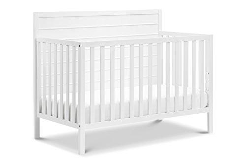 Carter's by DaVInci Morgan 4-in-1 Convertible Crib in White, Greenguard Gold Certified