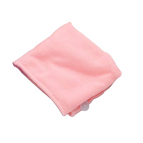 Absorbent Shower Cap Wrapped Towels Microfiber Hair Hat Bath Supplies