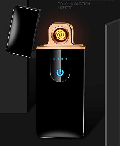 Simliisim rookmelder, USB-aansluiting, geschikt voor inductie, mini-vingerafdrukken