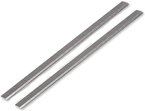 12-1/2-Inch x 3/4-Inch x 1/8-Inch HSS Planer Knives For Craftsman 351.233731, 233780 Industrial Planer and Jointer Knives, Set of 2