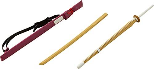 M.S.G モデリングサポートグッズ ウェポンユニット46 竹刀&木刀 全長約125mm NONスケール プラモデル