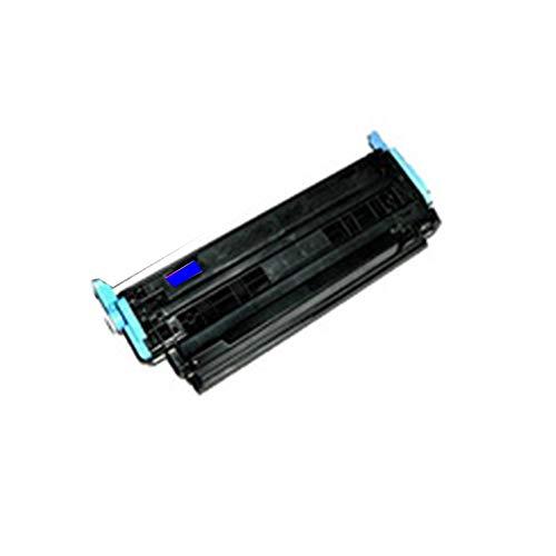 Sostituzione cartuccia toner compatibile per HP Color Laser Jet Q6000a 1600 2600n 2605 2605dn 2605dtn Con stampa trasparente a frusta Nero Ciano Magenta Giallo Stampante All-in-One Premium-blue