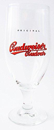 BUDWEISER Bier Gläser 6 Stück mit jeweils 0,5 Liter NEU