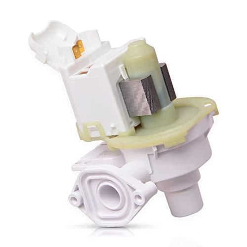 Ablaufpumpe Magnettechnikpumpe Ersatz für Bosch Siemens 00165261 Pumpenmotor Pumpe Abwasserpumpe 30 Watt für Geschirrspüler Spülmaschine