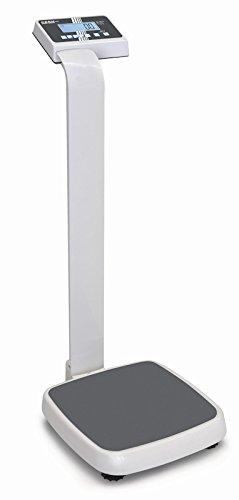 Professionelle Personenwaage mit BMI-Funktion [Kern MPE 250K100PM] mit Eich- und Medizinzulassung, Wägebereich [Max]: 250 kg, Ablesbarkeit [d]: 100 g, Größenmessstab: Nein