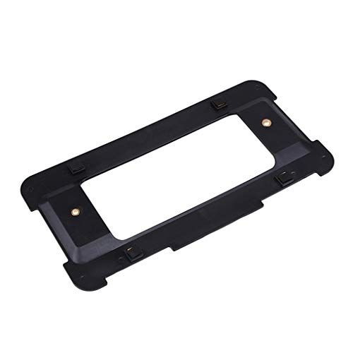 Replacement for 4 Series F32 F33 F36 F82 F83 Rear License Plate Mount Frame Holder Bumper Bracket Car Accessories
