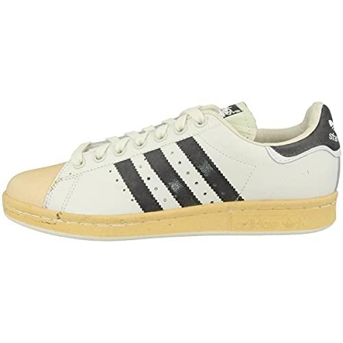 adidas Stan Smith Superstan - Zapatillas de deporte, color blanco y negro, color Blanco, talla 41 1/3 EU