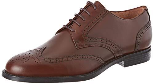 Stonefly Berry II Calf, Zapatos de Cordones Derby para Hombre, Marrón (Friar Brown 314), 40 EU