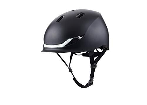 Lumos Street MIPS Helm Charcoal Black 2021 Fahrradhelm