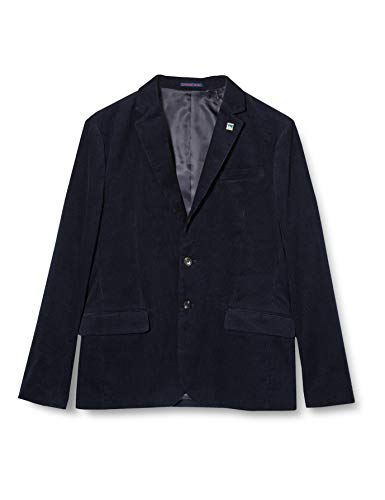 Scotch & Soda heren blazer Lightweight corduroy blazer