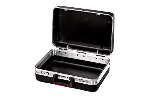 Parat Werkzeugkoffer (Rollkoffer) SILVER Individual - Leer, ohne Inneneinrichtung, 48x35x18cm - 530.000.171 (ohne Inhalt)