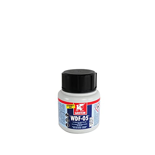 Griffon WDF-05 PVC Kleber 125 ml Dose mit Spezialbürste by well2wellness®