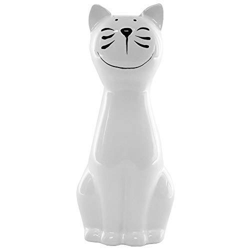 Humidificador, Evaporador para Radiador de porcelana COMO búho o gato - Gato