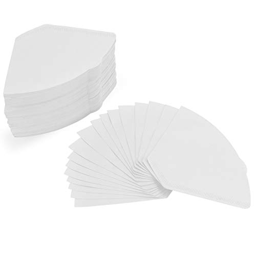 #4 Cone Coffee Filters (White, 100)