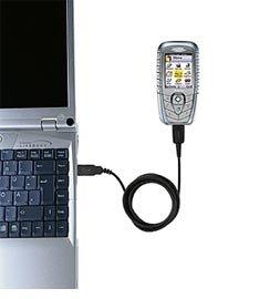 USB Daten Kabel für Siemens M65 S65 CX65 SL65