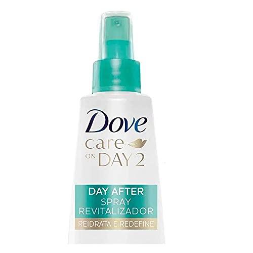 Spray Dove Care on Day 2 Para Hidratar e Redefinir 200 Ml, Dove